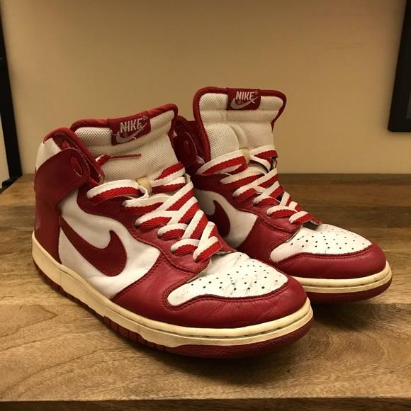 Nike Dunk High Sb 203 Varsity Red Size